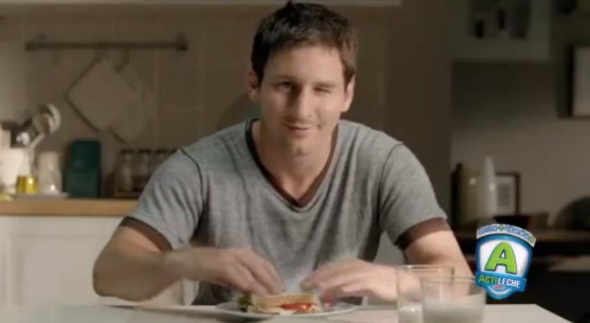 Messi es querido en toda América Latina y Estados Unidos.