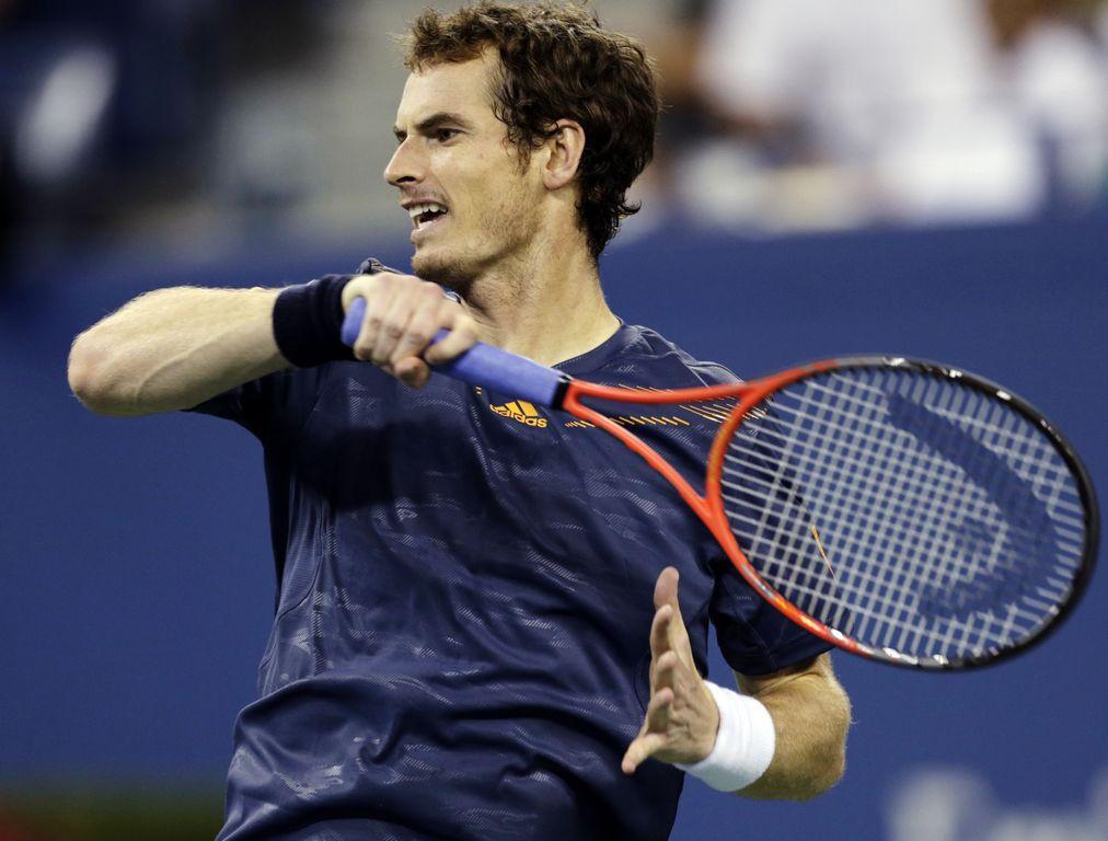 Murray sigue en caballo de hacienda desde Wimbledon.