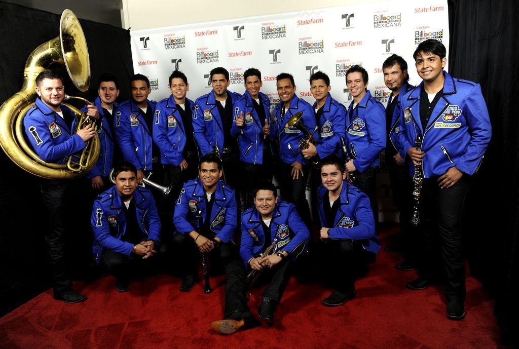 La Banda Los Recoditos.