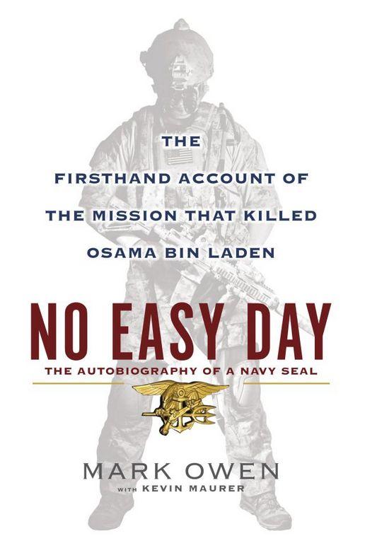 Pentágono acusa a exmarine por libro de Bin Laden