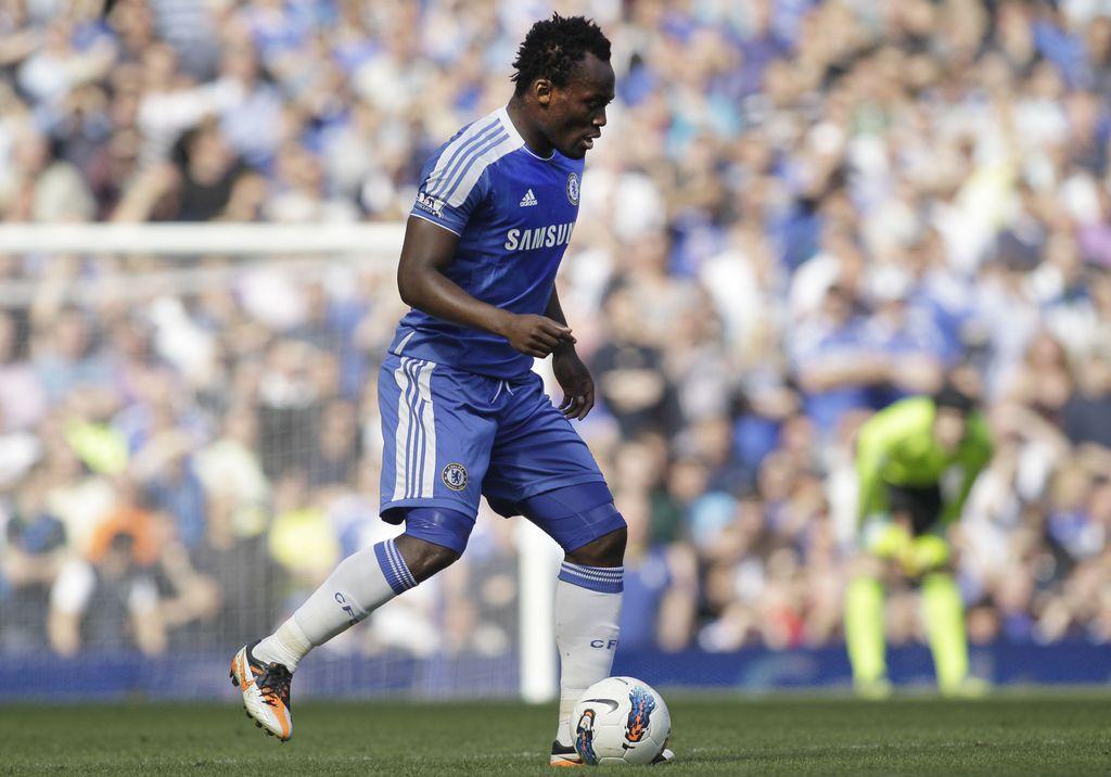 Real Madrid ficha a Essien del Chelsea