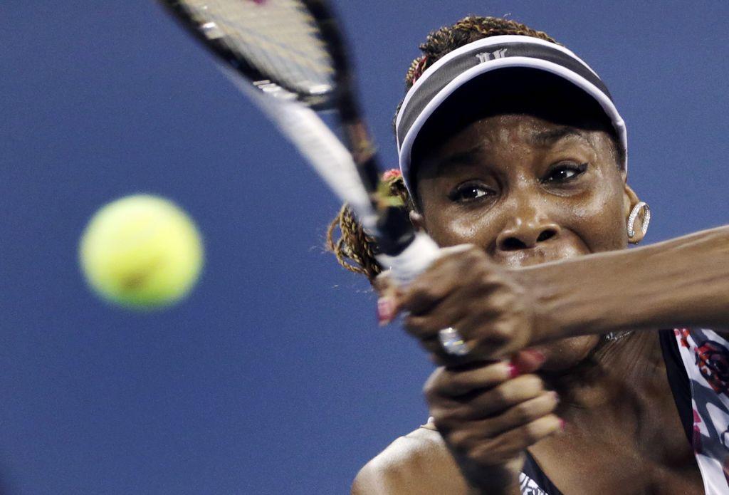 Venus Williams terminó pagando sus propios errores.