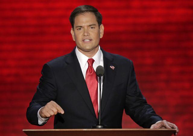 Marco Rubio evoca raíces cubanas en Convención Republicana