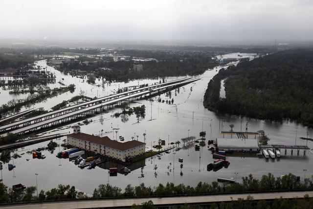 Emergencia por inundación