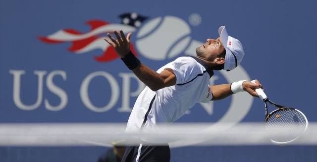 Djokovic avanza en el US Open