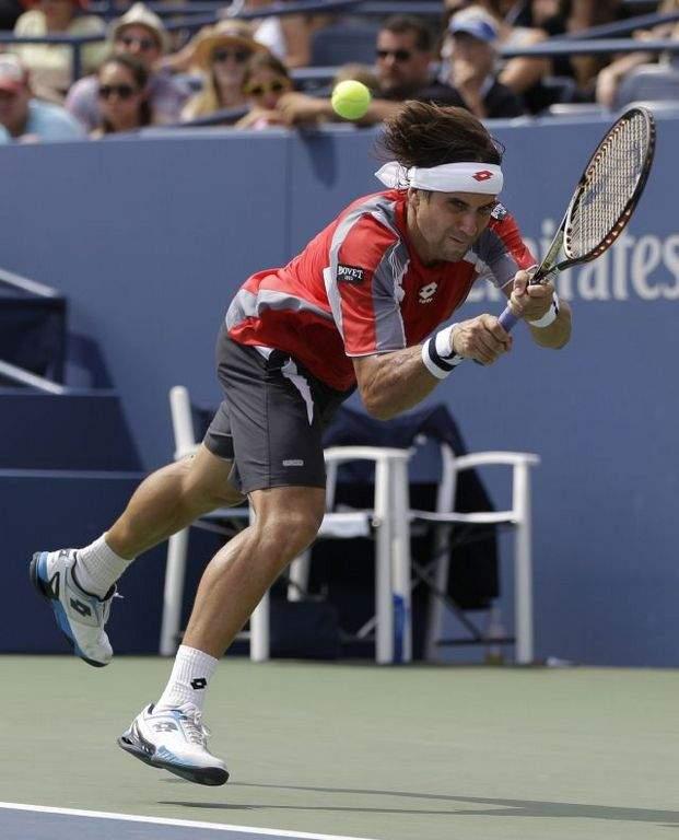 Djokovic y Ferrer llegan a octavos de final del US Open