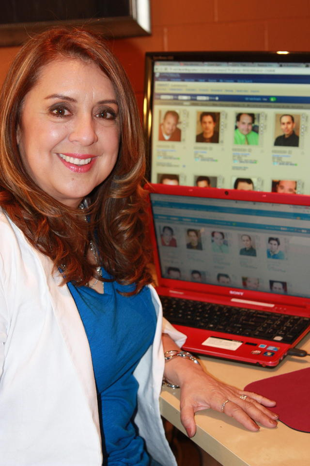 Actores como Sofía Vergara y Demián Bichir han pasado por las audiciones de la agencia de Blanca Valdez.