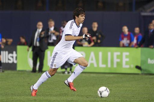 Kaká buscará ganarse la confianza de Mourinho