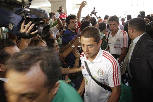 Chicharito: México piensa ir a Costa Rica a ganar