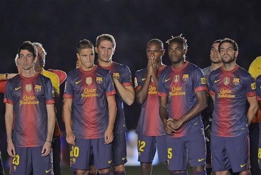 """""""Alex Song se adaptará al Barcelona"""": N'Kono"""