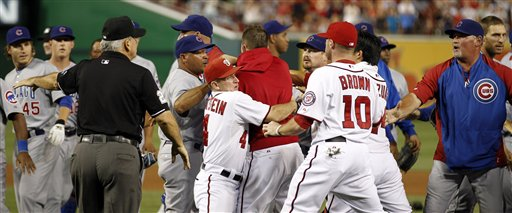 Nacionales de Washington ganan y lideran la MLB