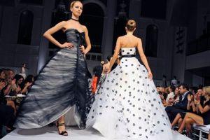 La Semana de la Moda se rinde a los encantos de Óscar de la Renta (fotos y video)