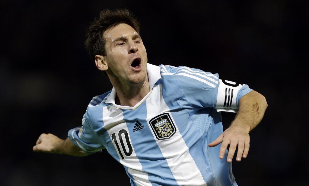 Argentina 3-1 a Paraguay con golazo de Messi