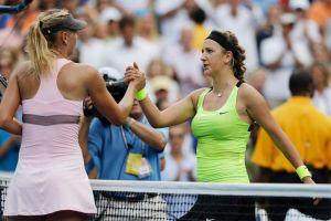 Azarenka deja al US Open sin Sharapova (fotos)