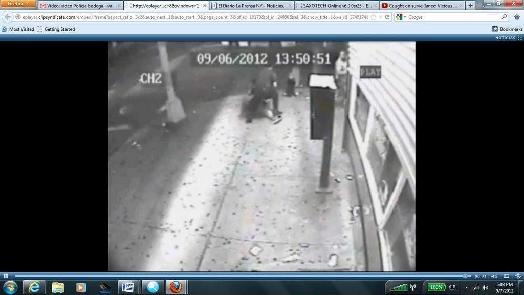 Video: Así fue que policía mató a dominicano inocente de El Bronx