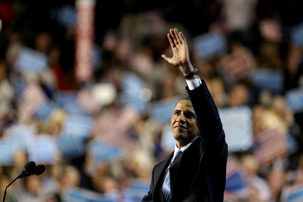 Obama apenas habló sobre inmigración