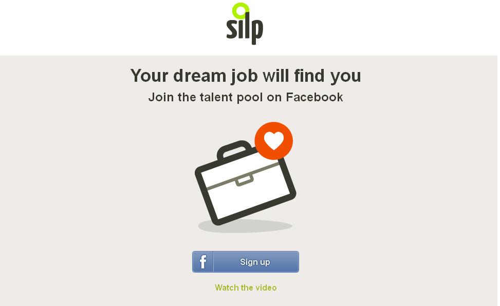 Cinco pasos para: Que Facebook te encuentre empleo