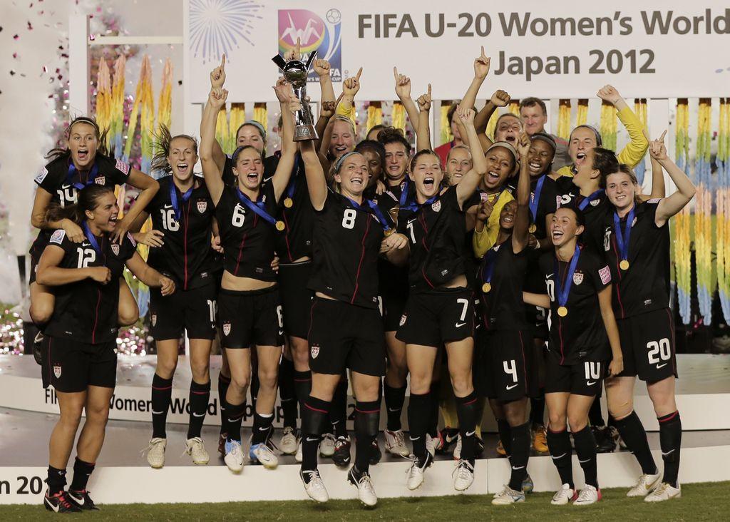 Final Mundial Femenil sub-20: Estados Unidos 1-0 Alemania