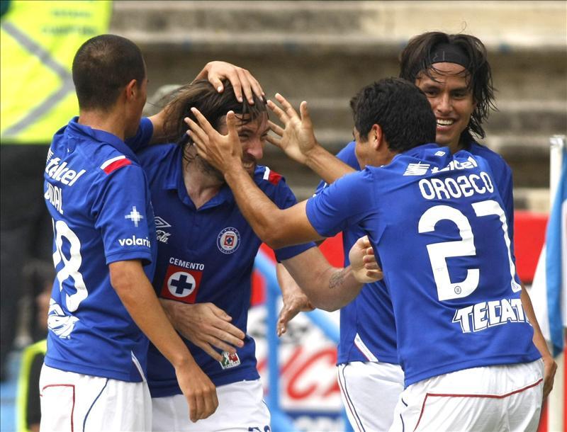Cruz Azul derrotó a Equidad en el 'clásico del Cooperativismo'