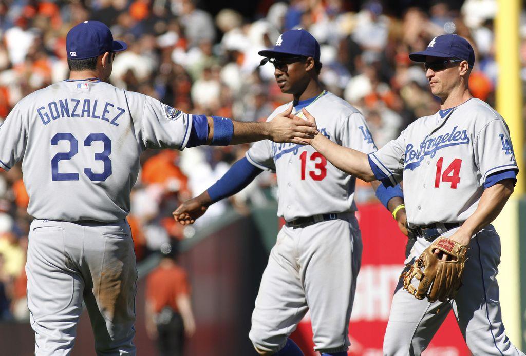 MLB: Dodgers 3, Gigantes 2 (fotos)