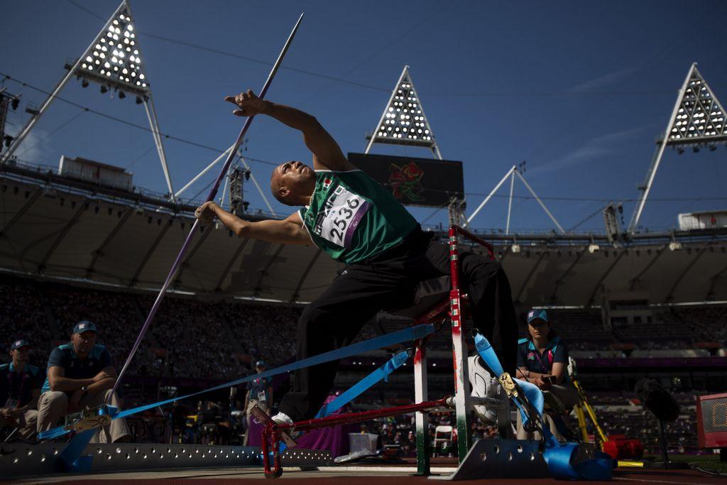 Paralímpicos: Brasil y México acumulan más oro (fotos)