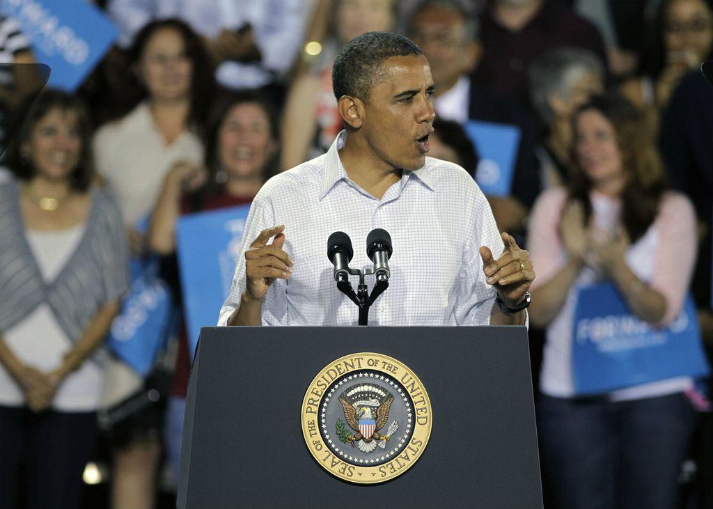 Cifras de empleo golpean a Obama