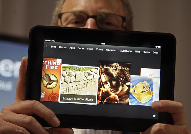 Amazon renueva su línea Kindle Fire con 4 modelos