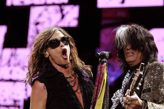 """Aerosmith lanzará """"Music from another dimension"""" (Video)"""