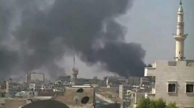 20 soldados sirios ejecutados por rebeldes en Alepo (Video)