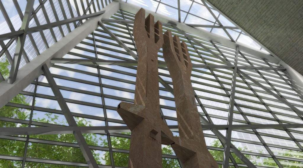 Logran acuerdo para completar museo del 9/11 (Fotos)