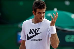 Del Potro jugará semis de Copa Davis con Argentina (fotos)
