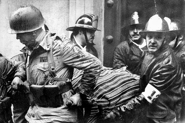 Justicia de Chile reafirma suicidio Justicia de Chile reafirma suicidio de Allende