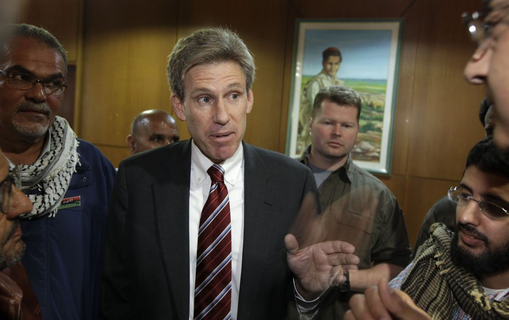 Parlamento libio pide perdón por ataque al consulado de EEUU