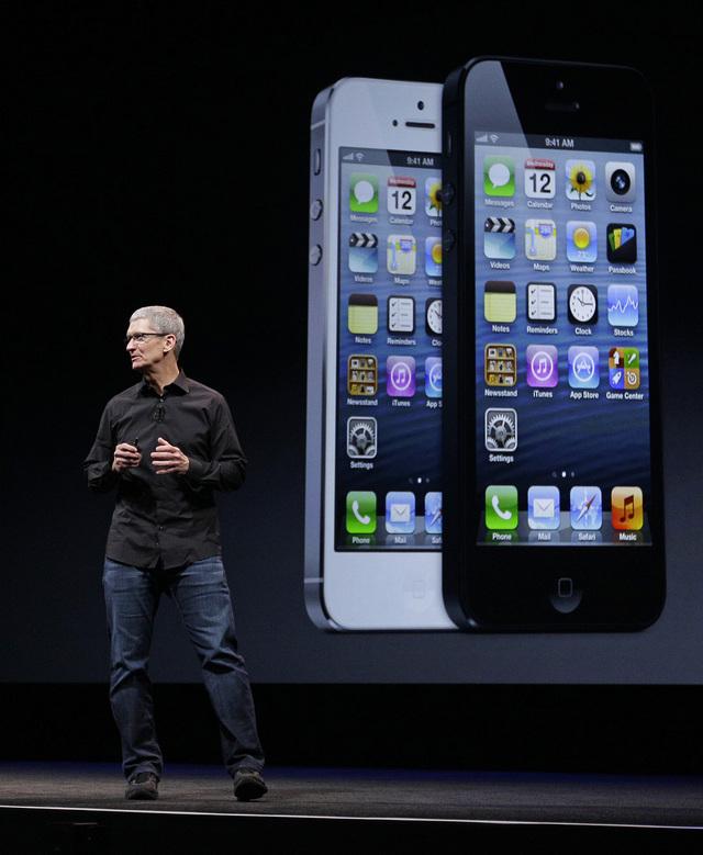 Listo el iPhone 5
