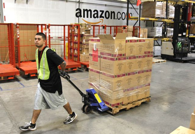 Impuesto por compras en Amazon comienza el sábado en California