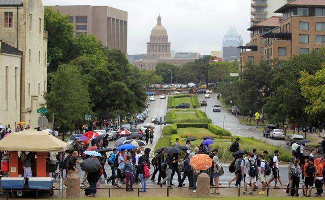 Amenaza de bombas en Universidades de Texas y Dakota del Norte (fotos)
