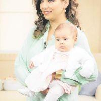 Lisset habla de 'Mi bebé'