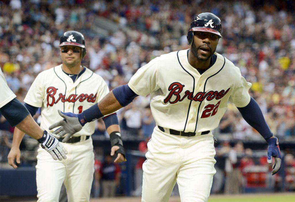 Bravos de Atlanta vencen a Nacionales de Washington