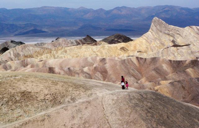Valle de la Muerte, el sitio más caluroso