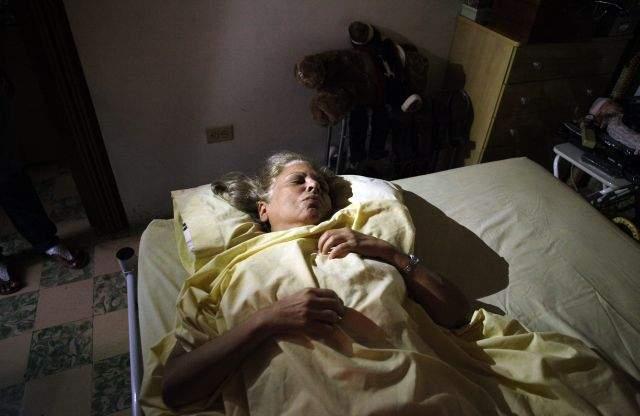 Empeora salud de disidente Roque en Cuba (Fotos)