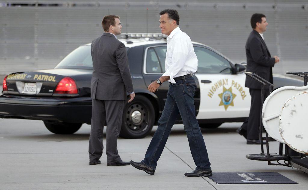 Romney hablará hoy en la Cámara de Comercio Hispana en Los Ángeles