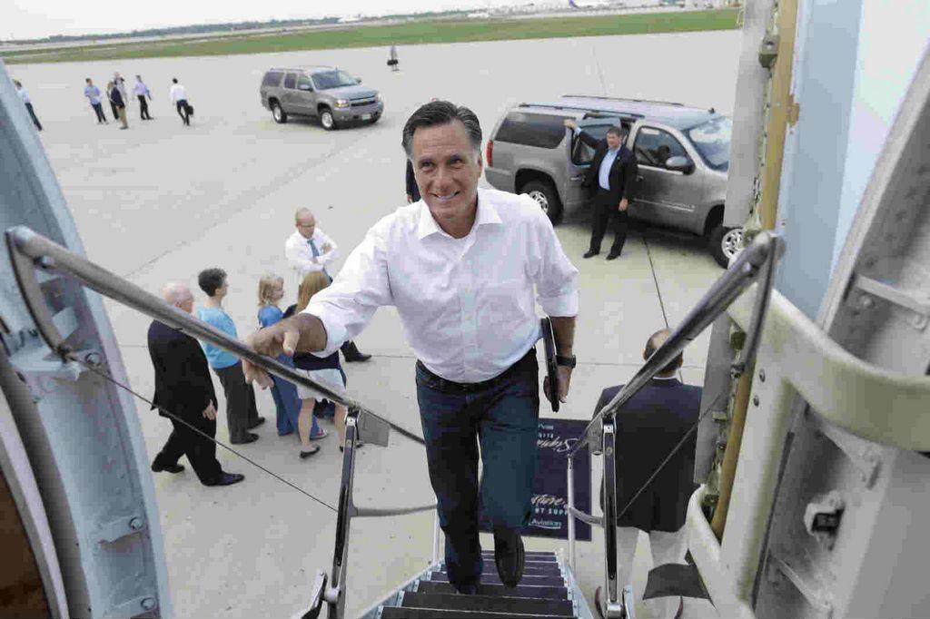 Romney lanza nuevo ataque contra Obama [Videos]