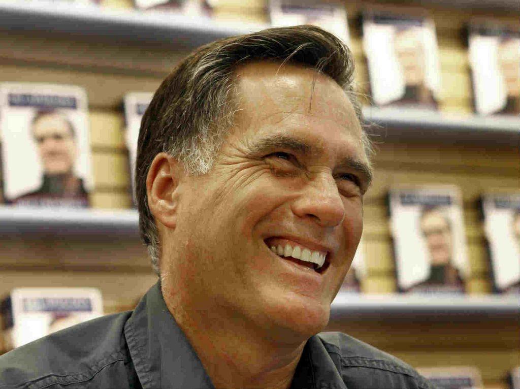 """Romney: """"si fuera mexicano, tendría mejores posibilidades"""""""