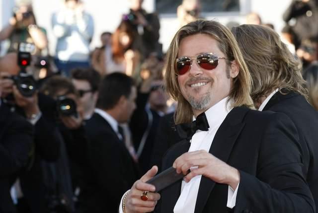 """Brad Pitt lanza acusación a """"culpables"""" de la crisis (Video)"""