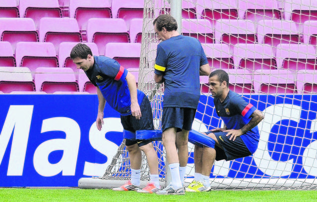 El Barcelona salta al ruedo
