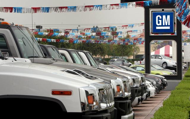 Nuevo arte de GM va a México