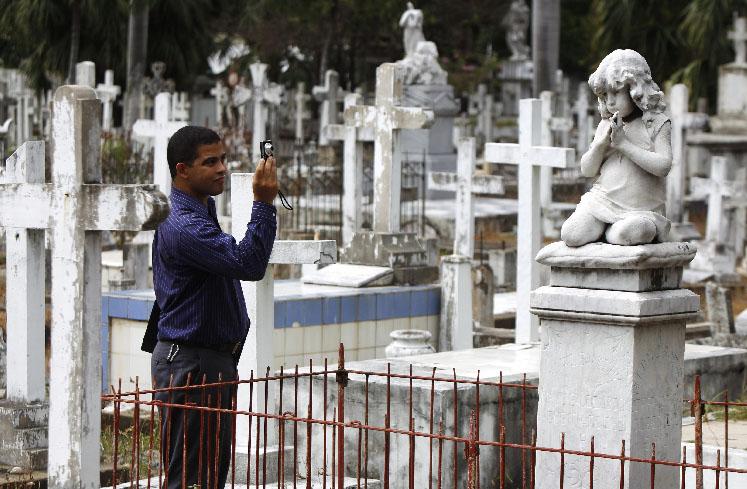 República Dominicana apuesta al turismo de cementerio (Fotos)