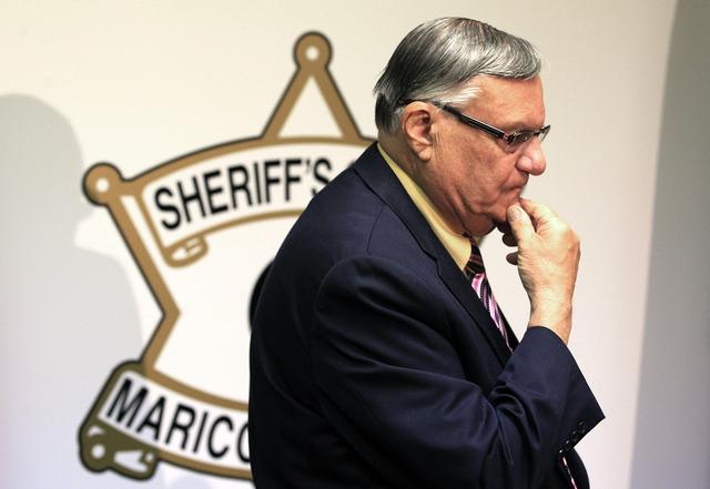 """Redada de Arpaio en AZ tras entrada en vigor de ley """"muéstrame tus papeles"""""""