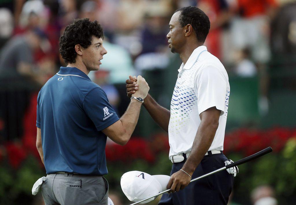 Tiger Woods desaparece de The Tour y Furyk toma relevo