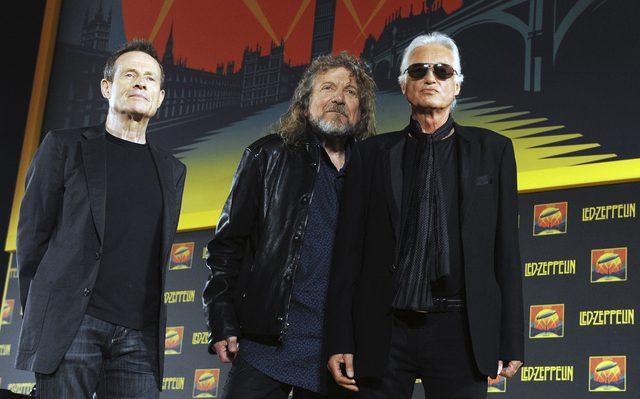 Reaparece Led Zeppelin